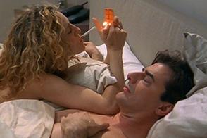 Почему обычно мужчины курят после секса