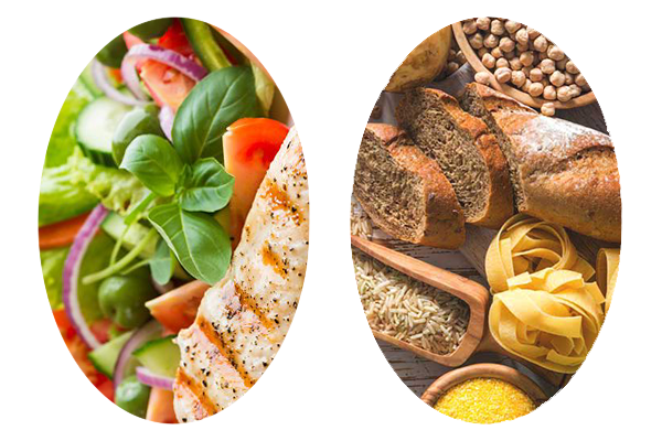 Низкоуглеводная диета с чередованием